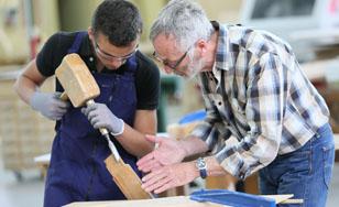 Apprentissage : trouvez un métier dans l'artisanat !
