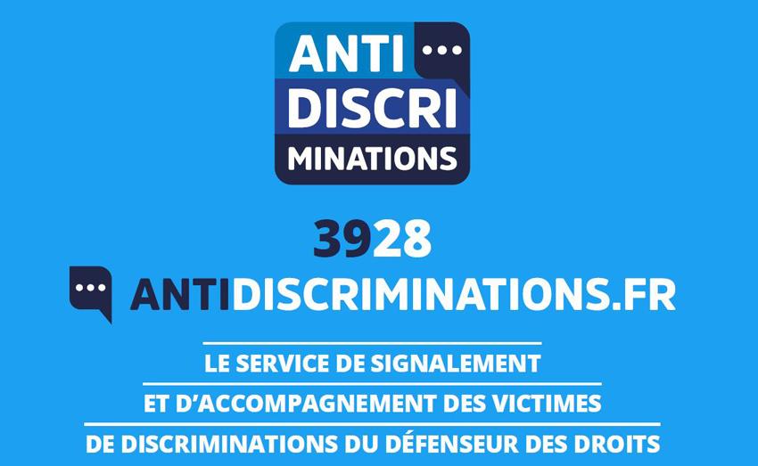 """Résultat de recherche d'images pour """"anti discrimination defenseur des droits"""""""