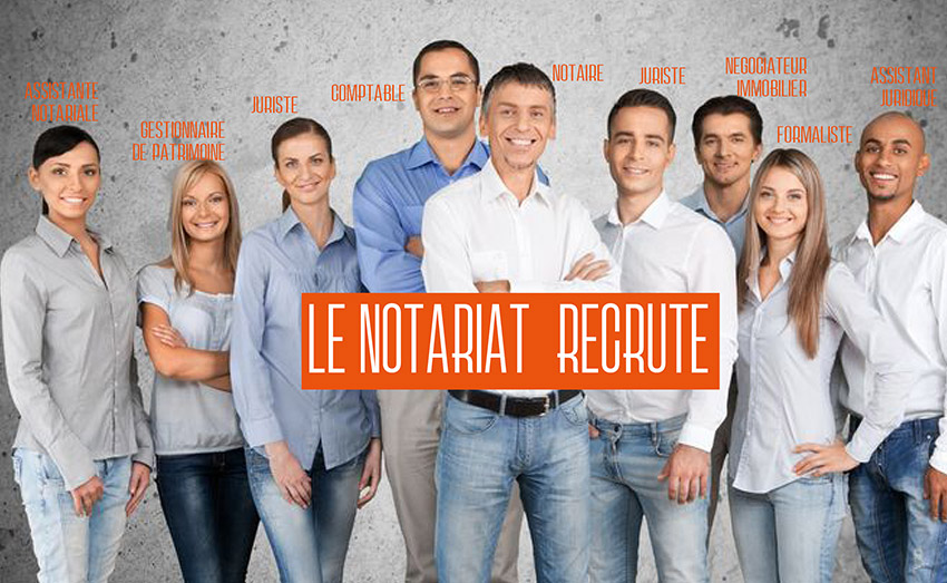 Job Dating « Le Notariat recrute »