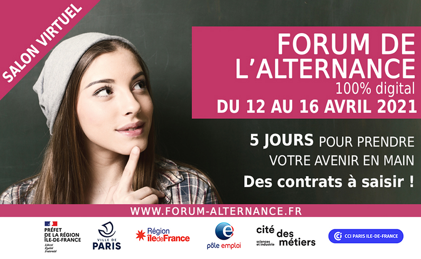 Forum de l'alternance 2021
