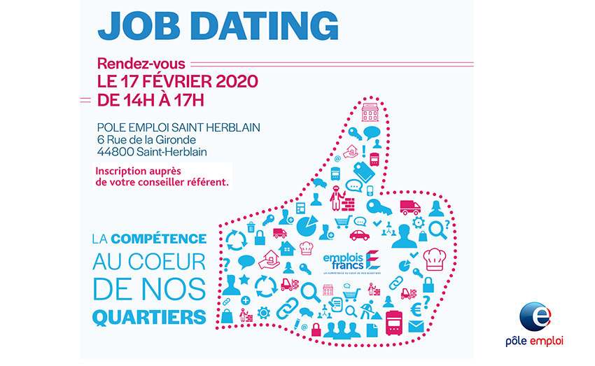 Job dating multi-secteurs