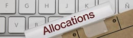 ARE autres allocations