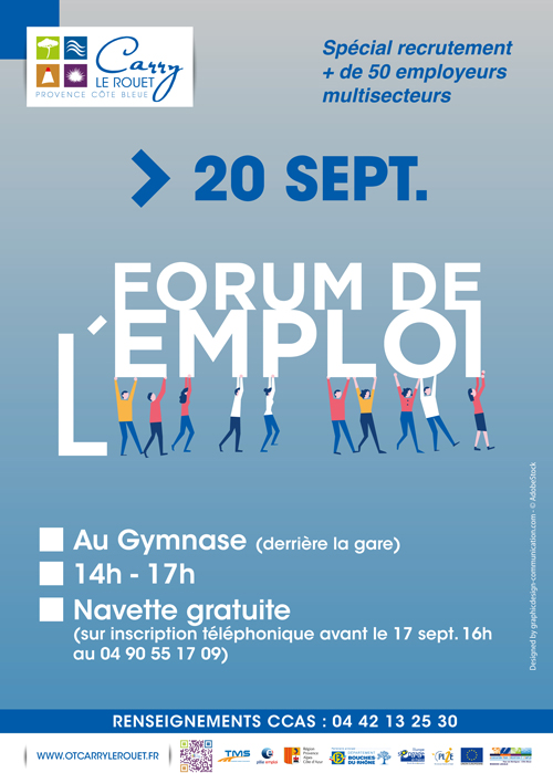 Affiche Forum Carry le Rouet