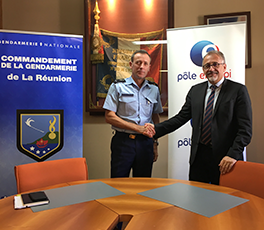 Signature convention Gendarmerie